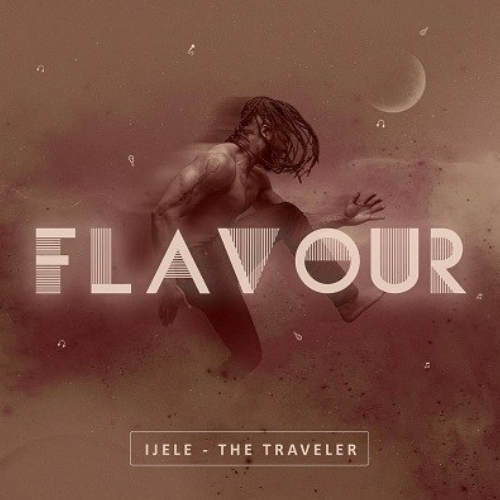 Ijele The Traveller\ Cover Art