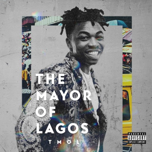 The Mayor Of Lagos\ Cover Art
