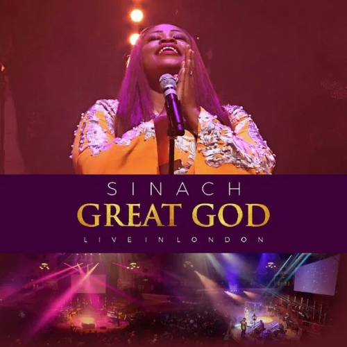 Great God (Live in London)\ Cover Art
