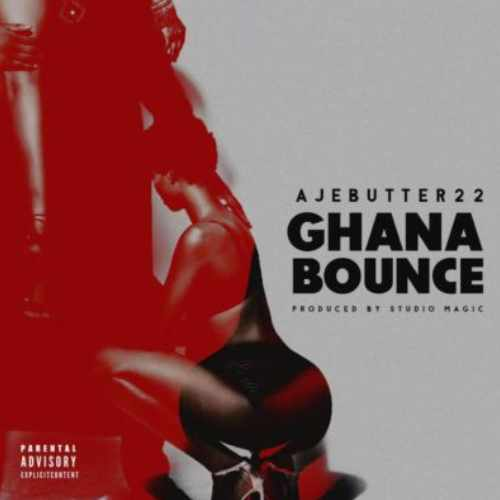 Mr Eazi - Ghana Bounce - Song Art