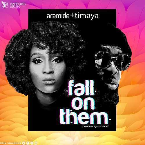 Aramide - Fall on Them - Song Art