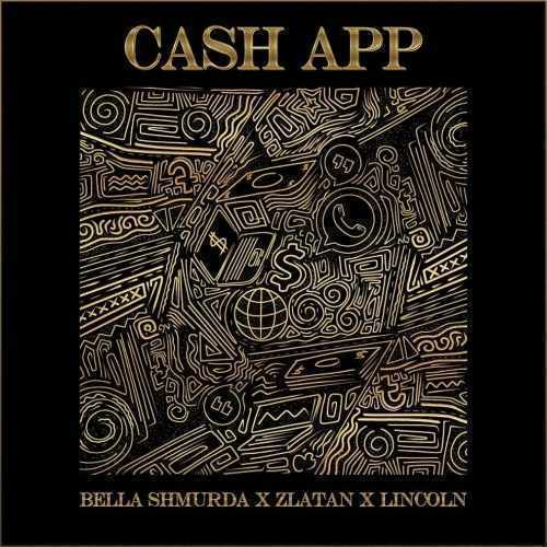 Bella Shmurda - Cash App - Song Art