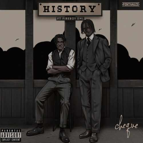 Cheque - History - Song Art