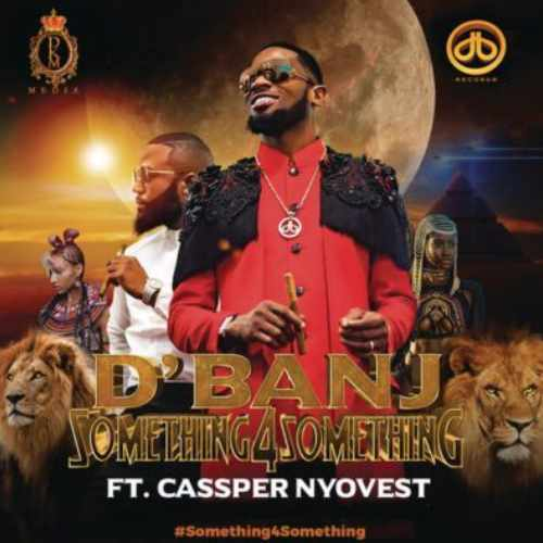Cassper Nyovest - Something for Something - Song Art