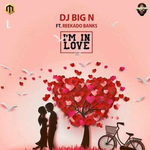 DJ Big N - Im In Love - Song Art