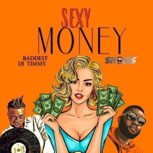 Skales - Sexy Money - Song Art