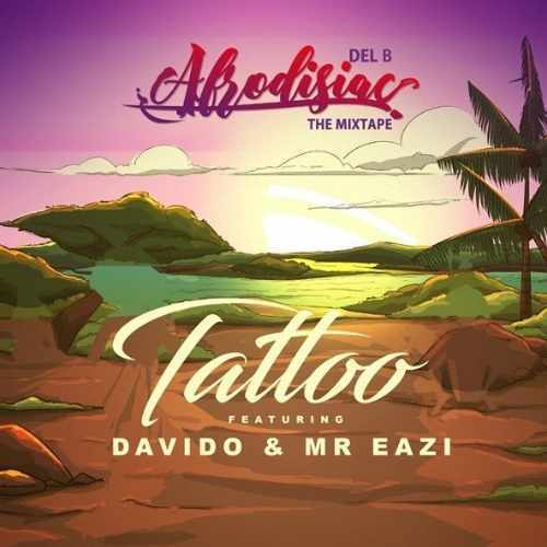 Mr Eazi - Tattoo - Song Art