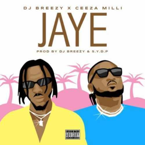 Dj Breezy - Jaye - Song Art