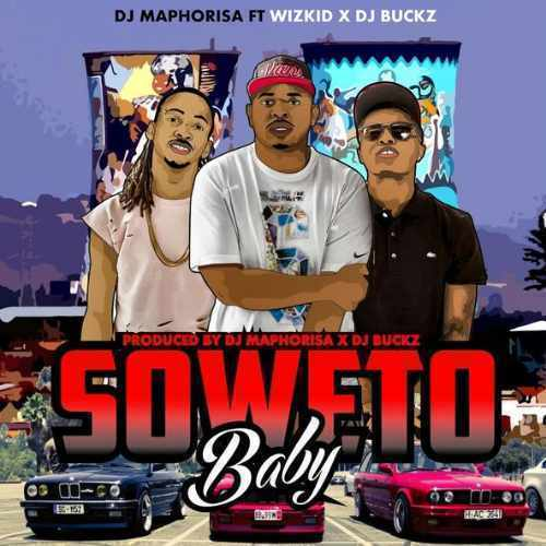 Wizkid - Soweto Baby - Song Art