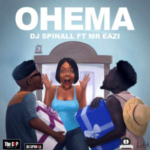Mr Eazi - Ohema - Song Art