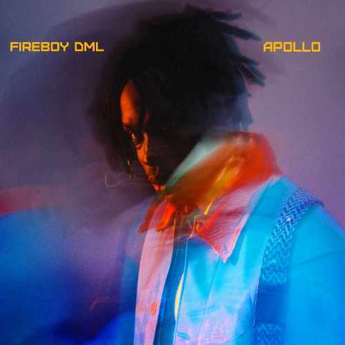 Fireboy DML - God Only Knows - Song Art