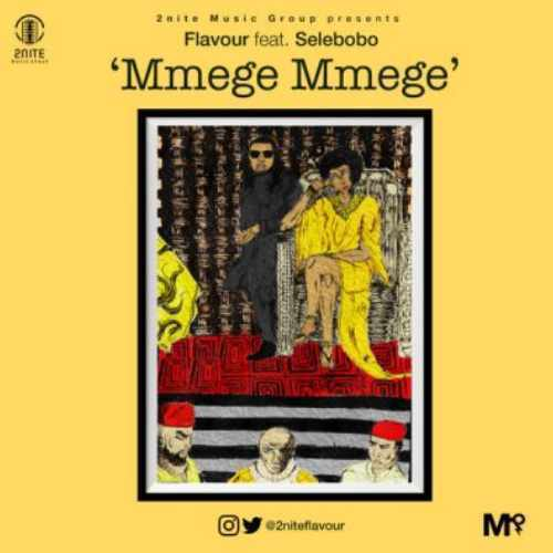 Selebobo - Mmege Mmege - Song Art