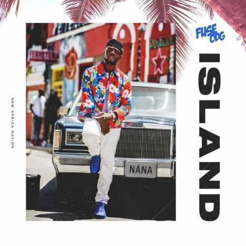 Fuse ODG - Island - Song Art