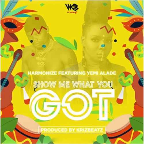 Yemi Alade - Show Me What You Got - Song Art