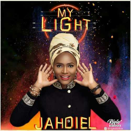 Jahdiel - My Light - Song Art