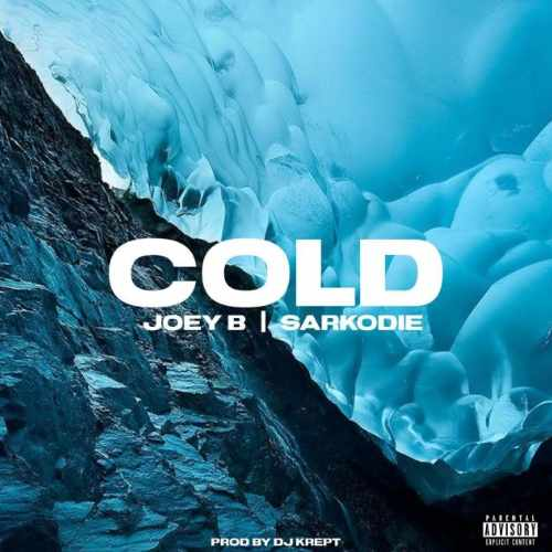 Joey B - Cold - Cover Art