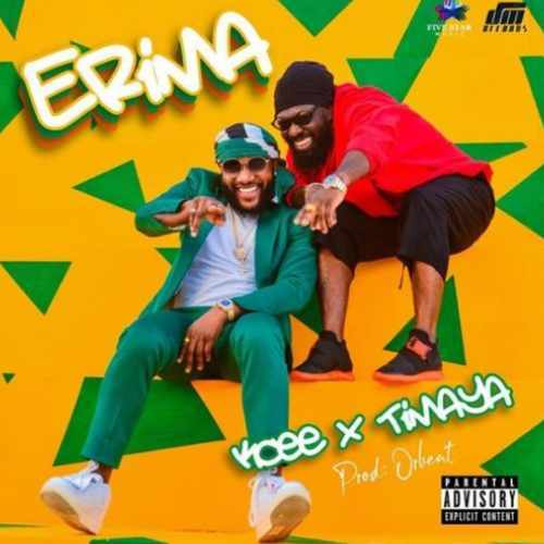 Kcee - Erima - Song Art