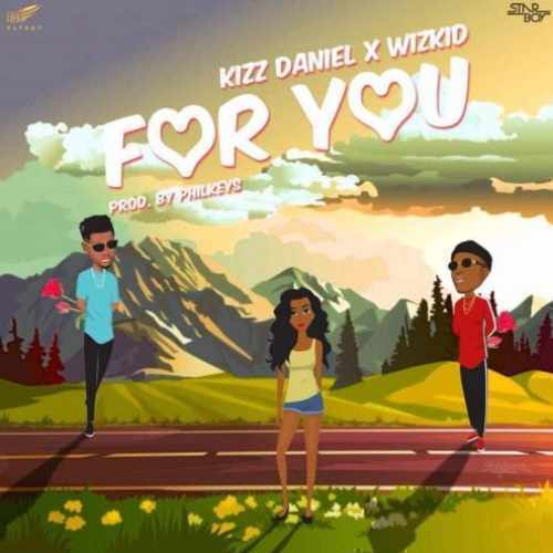 Wizkid - For You - Song Art