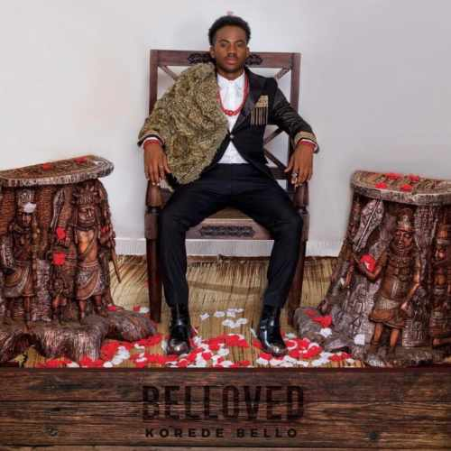 Korede Bello - Butterfly - Song Art