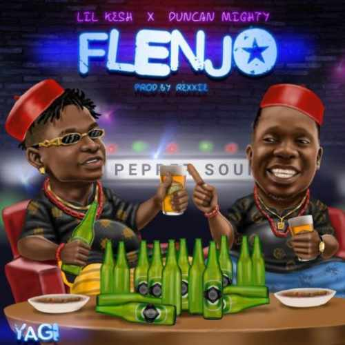Duncan Mighty - Flenjo - Song Art