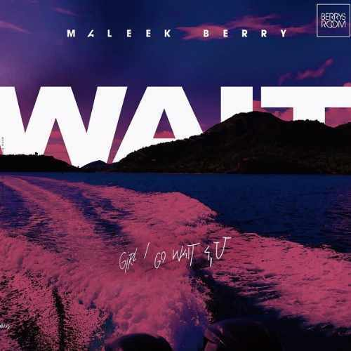 Maleek Berry - Wait - Song Art