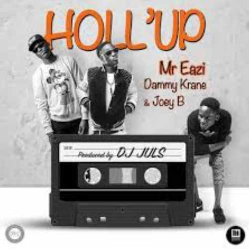 Mr Eazi - Hollup - Song Art