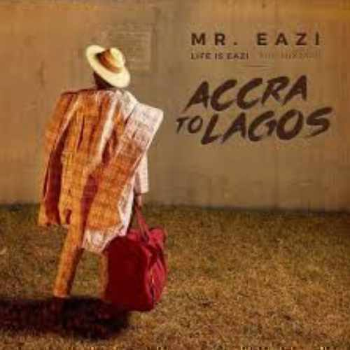 Mr Eazi - Leg Over - Song Art