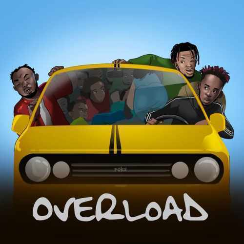 Mr Eazi - Overload - Song Art