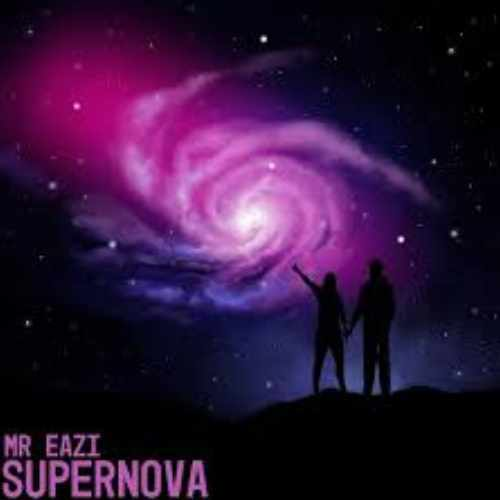 Mr Eazi - Supernova - Song Art