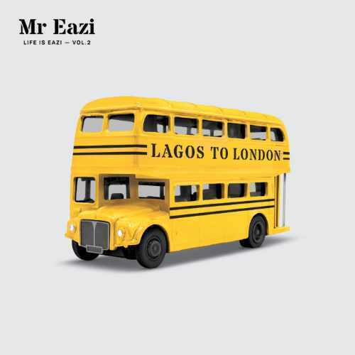 Mr Eazi - Surrender - Song Art