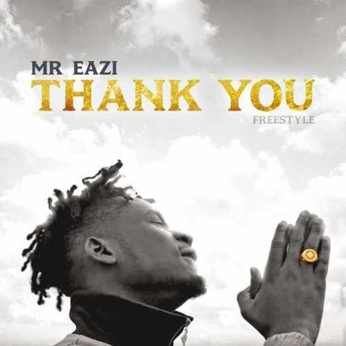 Mr Eazi - Thank You Freestyle - Song Art