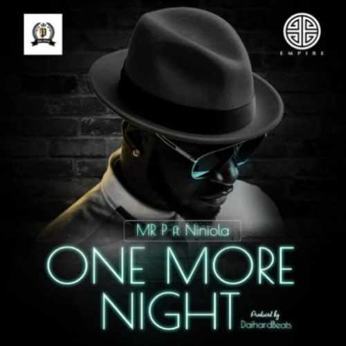 Mr P - One More Night - Song Art