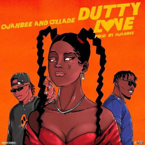 Ojahbee - Dutty Love - Song Art