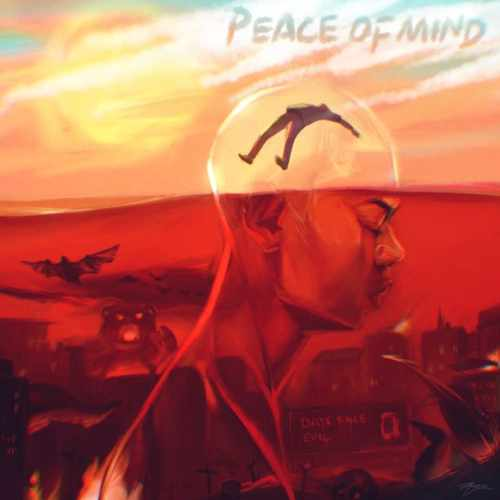 Rema - Peace Of Mind - Song Art