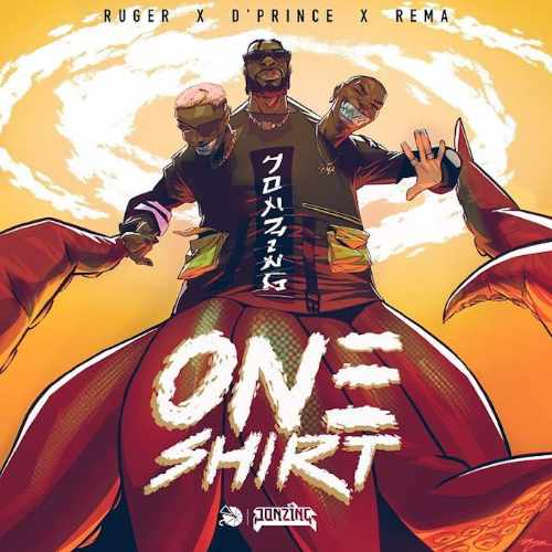 Rema - One Shirt - Song Art
