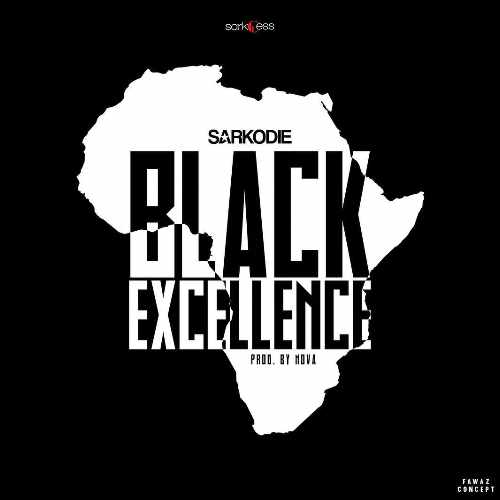Sarkodie - Black Excellence - Song Art
