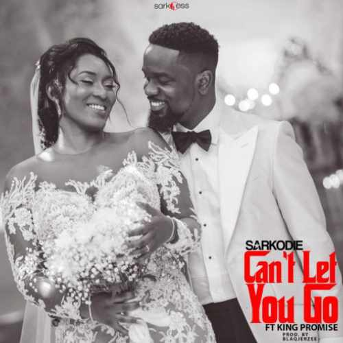 Sarkodie - Can't Let You Go - Song Art