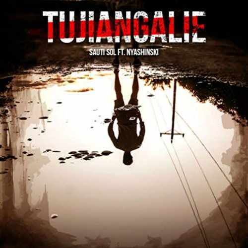 Nyashinski - Tujiangalie - Song Art