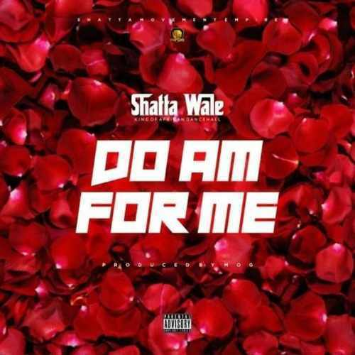Shatta Wale - Do Am For Me - Song Art