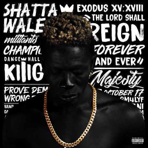 Shatta Wale - Squeeze - Song Art