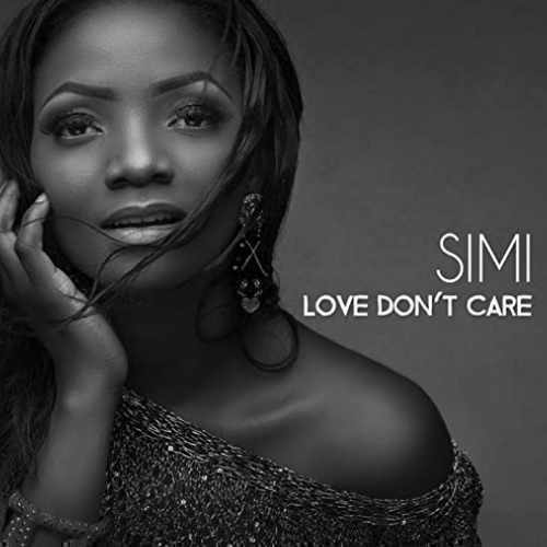 Simi - Love Don't Care - Song Art