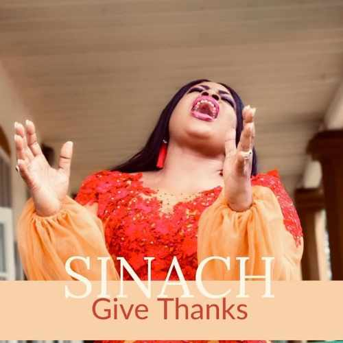 Sinach - Give Thanks - Song Art