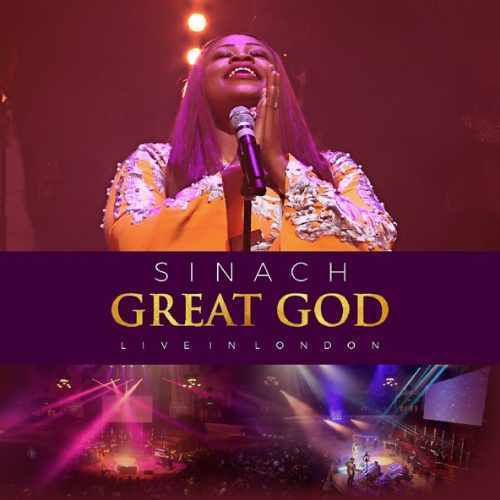 Sinach - Jesus Is Alive - Song Art