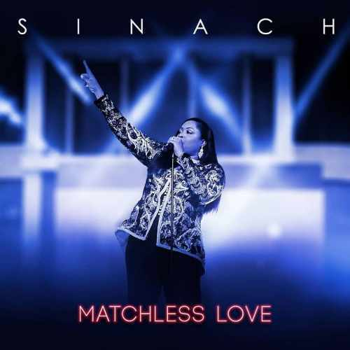 Sinach - Matchless Love - Song Art