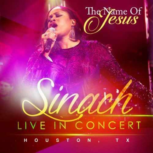 Sinach - The Name of Jesus - Song Art