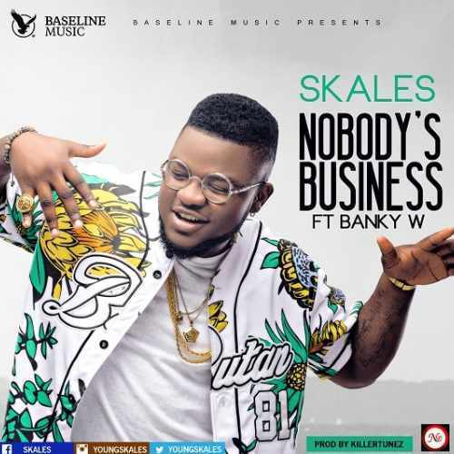Skales - Nobody's Business - Song Art