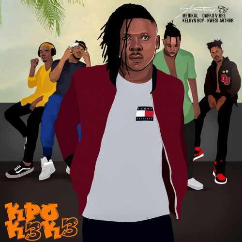 Stonebwoy - Kpo K3K3 - Song Art