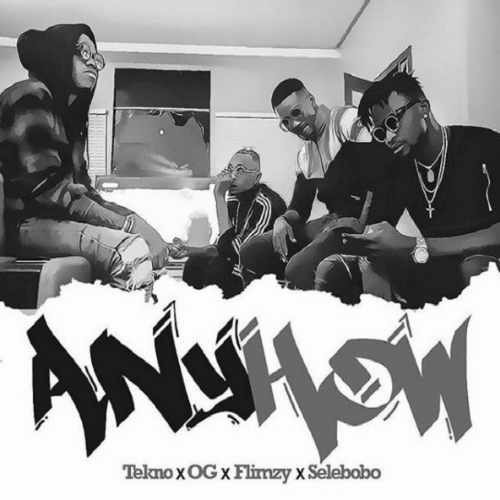 Selebobo - Anyhow - Song Art