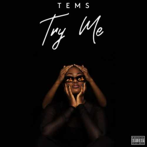 Tems - Try Me - Song Art