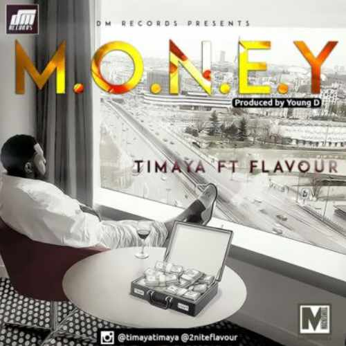 Flavour - MONEY - Song Art